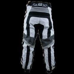 Pantalon BMX blanc adulte