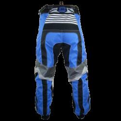 Pantalon bleu de BMX