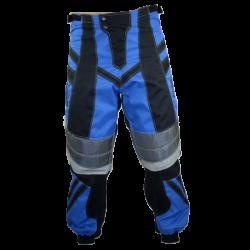 Pantalon BMX adulte bleu