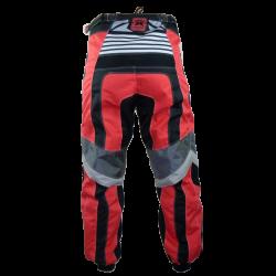 Pantalon BMX rouge