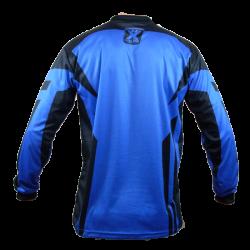 Maillot BMX Bleu