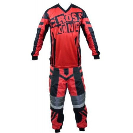 Tenue cross enfant