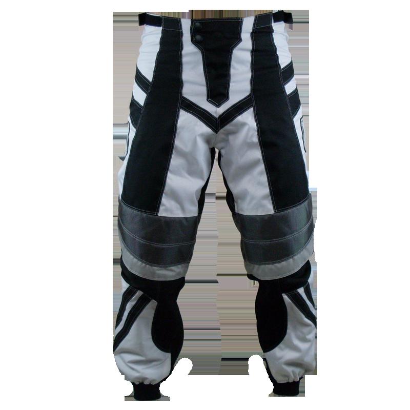 Pantalon BMX enfant blanc