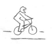 Position cabrage BMX 3
