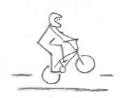 Position 3 Cabrage BMX