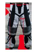 Mesures Pour trouver la bonne taille de votre pantalon